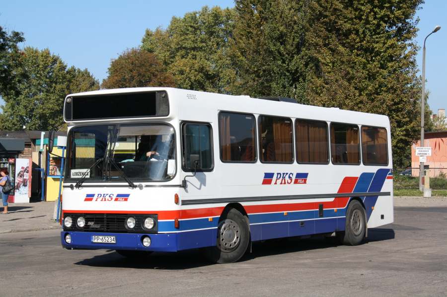 PKS Pila 00077/PP65234 i Pila den 1. oktober 2011
