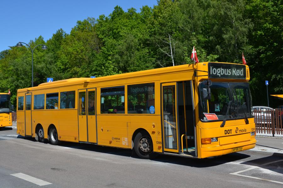 Arriva 1399/RP88735 på Holte Station den 26. maj 2017