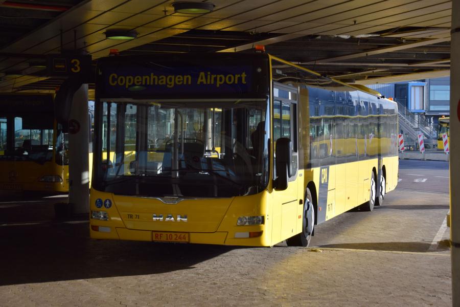 Københavns Lufthavne TR71/RF10244 i Københavns Lufthavn Kastrup den 5. januar 2019