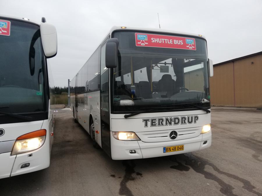 Terndrup Turistbusser BN48040 i Terndrup den 25. januar 2019