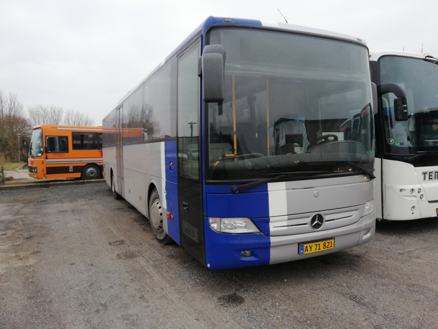Terndrup Turistbusser 426/AY71821 i Terndrup den 25. januar 2019
