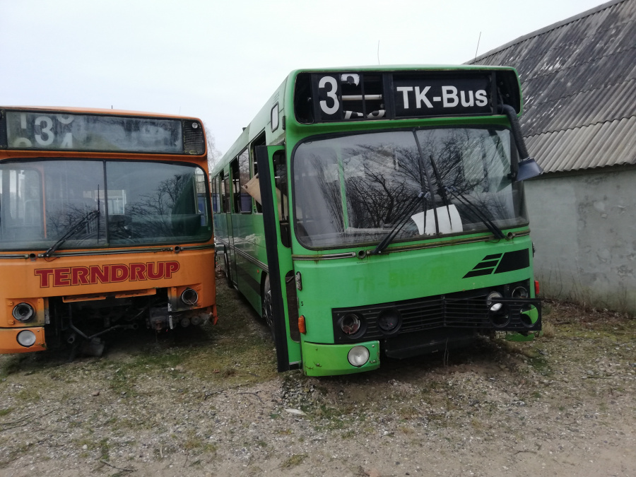 Terndrup Turistbusser (LZ92953) i Terndrup den 25. januar 2019