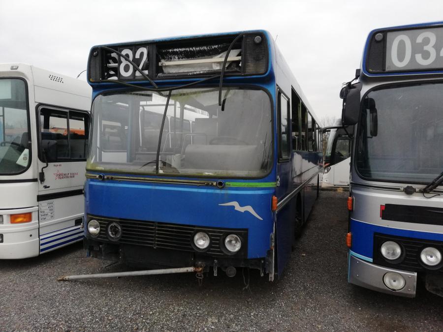 Terndrup Turistbusser (MR93298) i Terndrup den 25. januar 2019