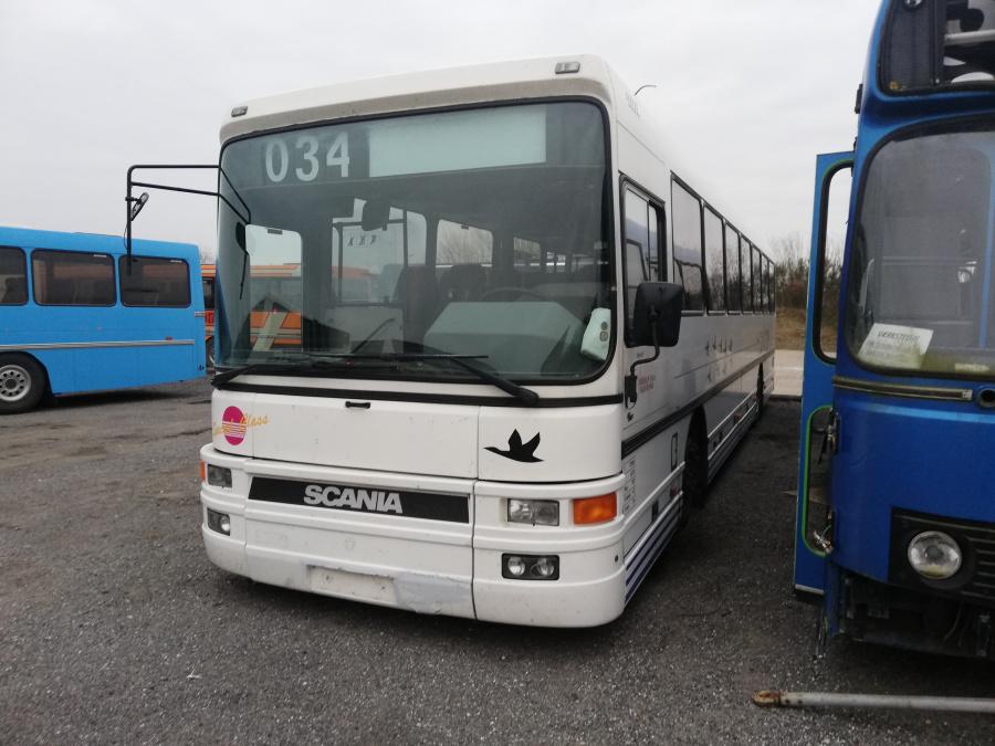 Terndrup Turistbusser (AU91213) i Terndrup den 25. januar 2019