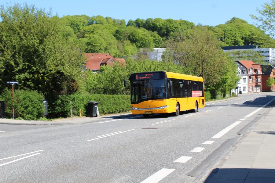 Umove 686/BF88476 på Jellingvej i Vejle den 7. maj 2018