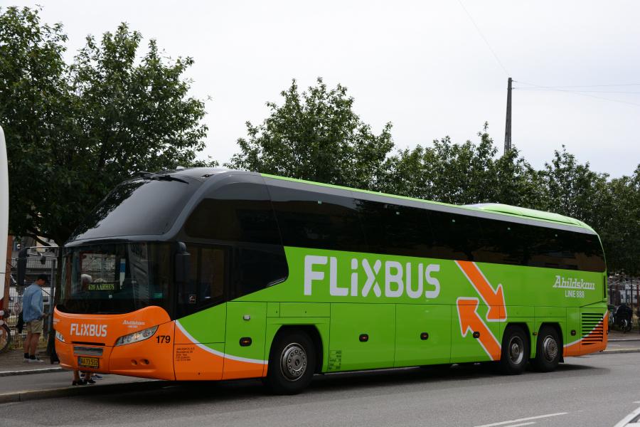 Abildskou 179/AA73532 på Ingerslevsgade i København den 10. juli 2017