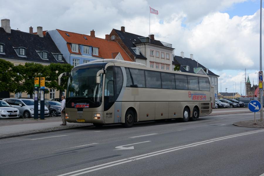Besa Trans XM89312 i Helsingør den 26. juni 2017