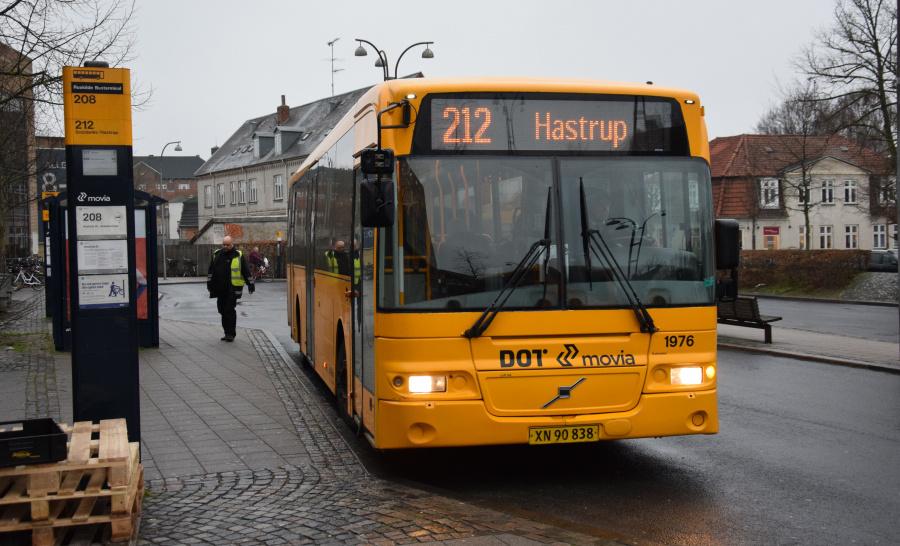 Arriva 1976/XN90838 på Roskilde Station den 27. december 2018