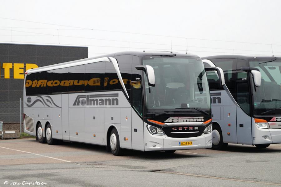 Folmanns Busser 63/BK28343 i Harrislee i Tyskland den 28. april 2019