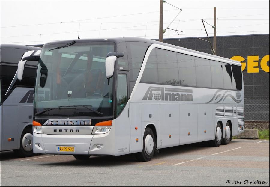 Folmanns Busser 57/AV27535 i Harrislee i Tyskland den 28. april 2019