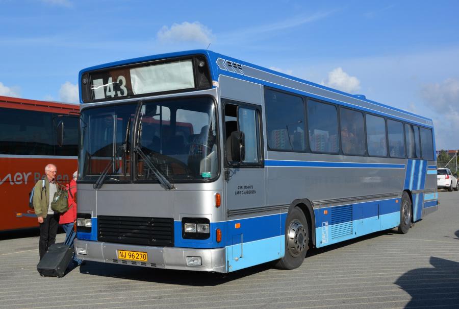 Hirtshals-Hjørring Busservice NJ96270 i Hirtshals den 31. juli 2017