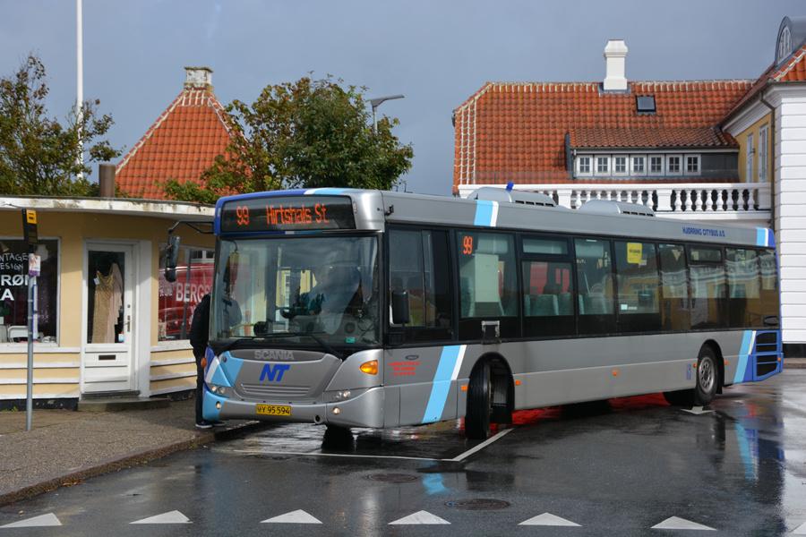 Hjørring Citybus 80/VY95594 i Skagen den 4. august 2017