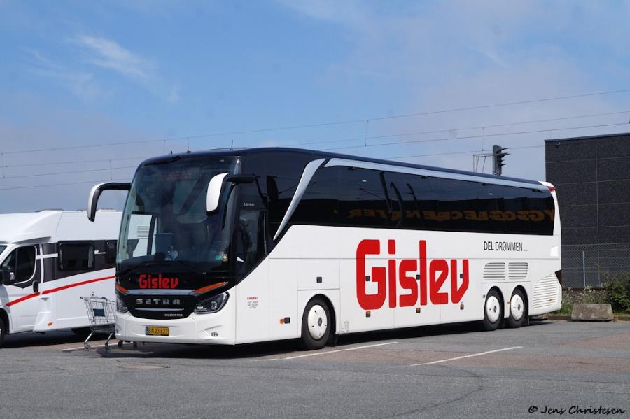 H C Biler 55/BN23827 i Harrislee i Tyskland den 19. maj 2019