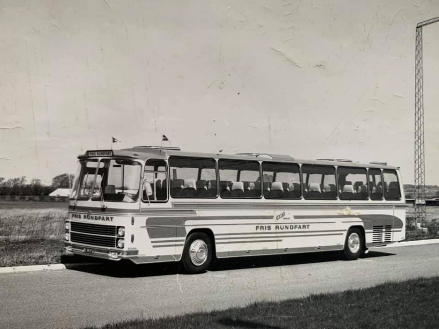 Fris Rundfart ca. 1973-1975