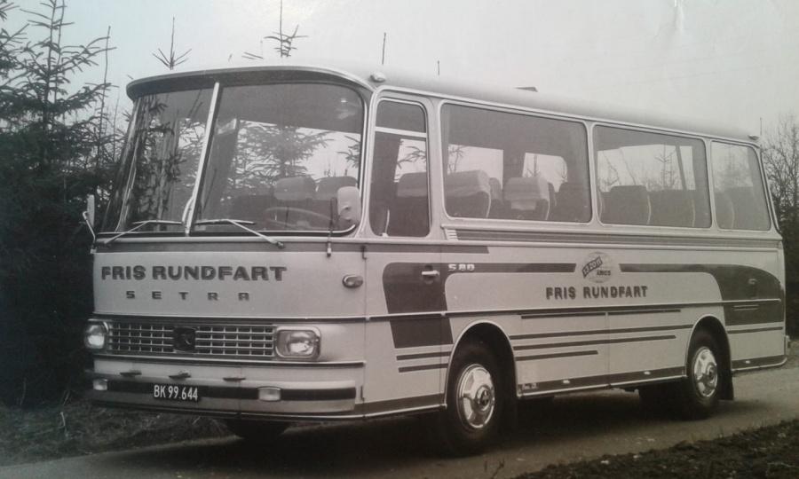 Fris Rundfart BK99644 ca. 1975