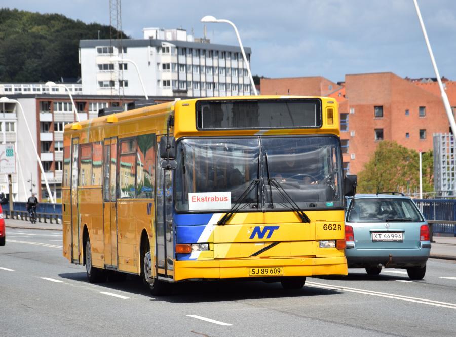 Keolis 662/SJ89609 på Limfjordsbroen i Nørresundby den 26. juni 2017