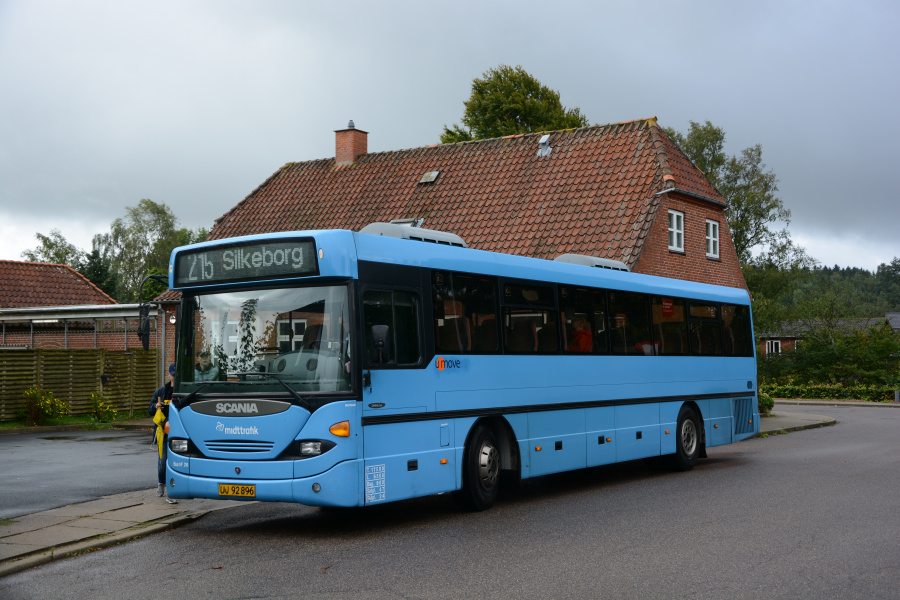 Umove 28/UJ92896 i Bryrup den 5. august 2017