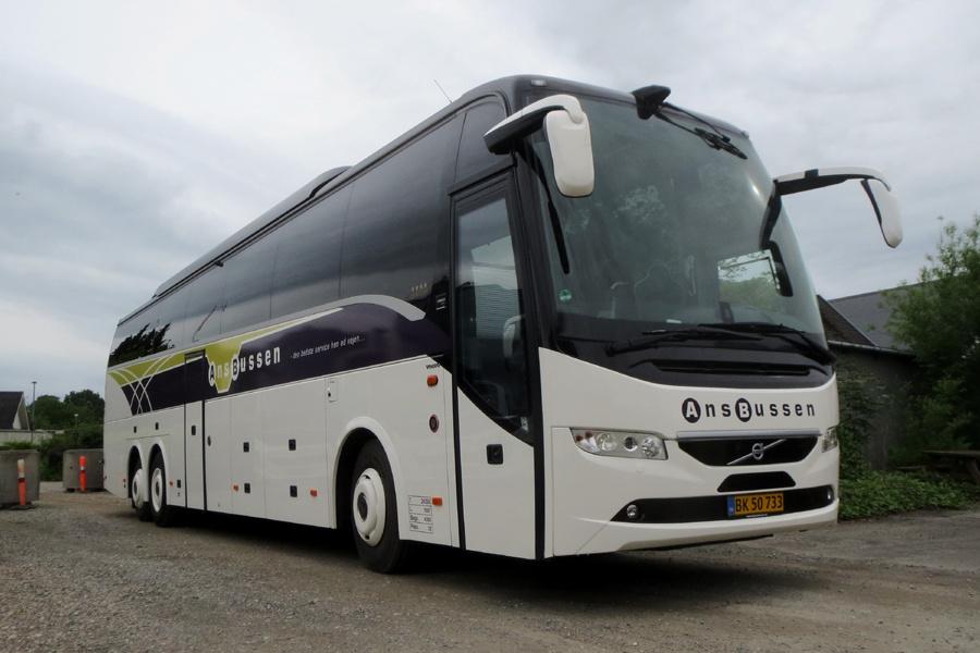 Ans Bussen 30/BK50733 i Ans den 3. juni 2019