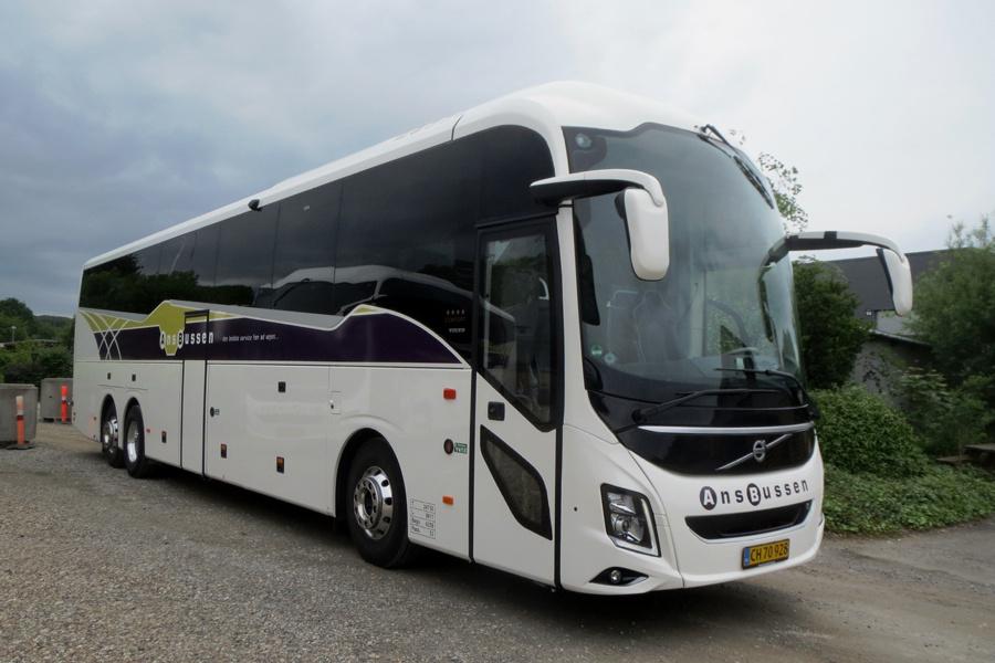 Ans Bussen 8/CH70928 i Ans den 3. juni 2019