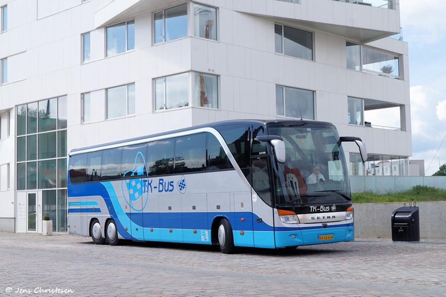 TK-Bus 35/BA68644 på Nørre Havnegade i Sønderborg den 16. juni 2019