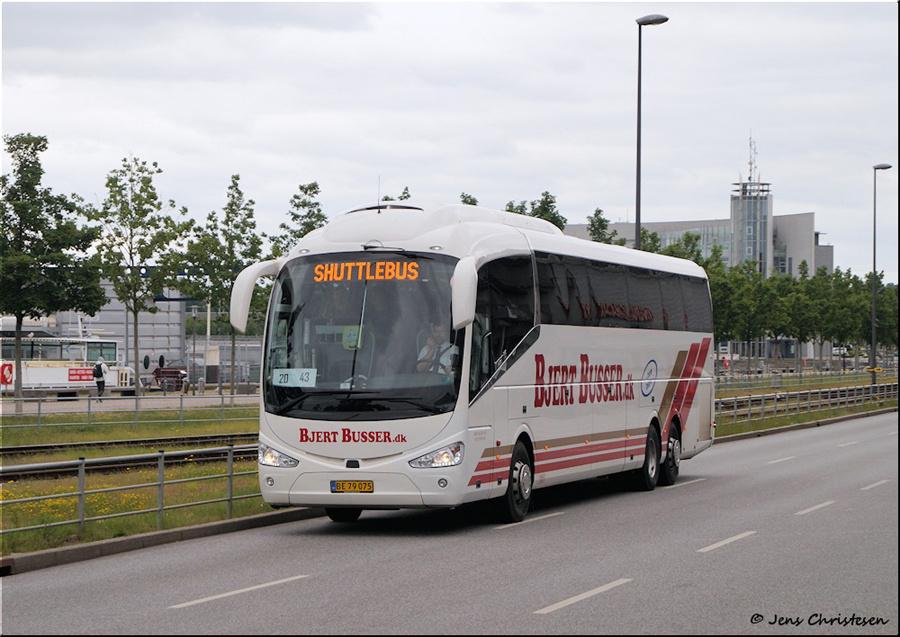 Bjert Busser BE79075 på Kaistraße i Kiel i Tyskland den 8. juni 2019