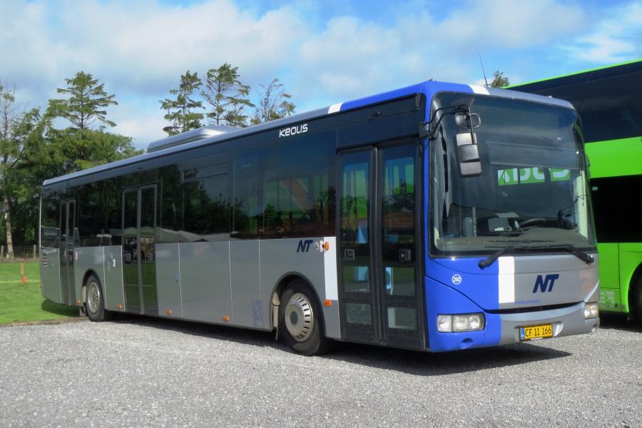 Keolis 292/CF11666 i Nørholm den 13. juni 2019