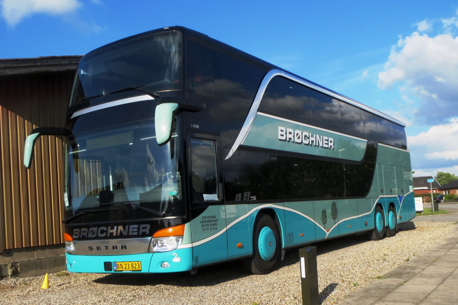 Brøchners Biler 6/BN23823 i Sunds den 9. juni 2019