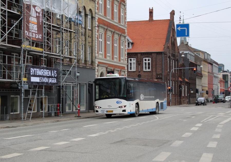 UC Plus 31/BT63200 ved Århus Rutebilstation den 4. marts 2018