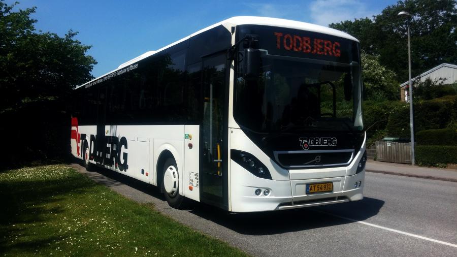 Todbjerg Busser 20/AT54931 den 25. juni 2019