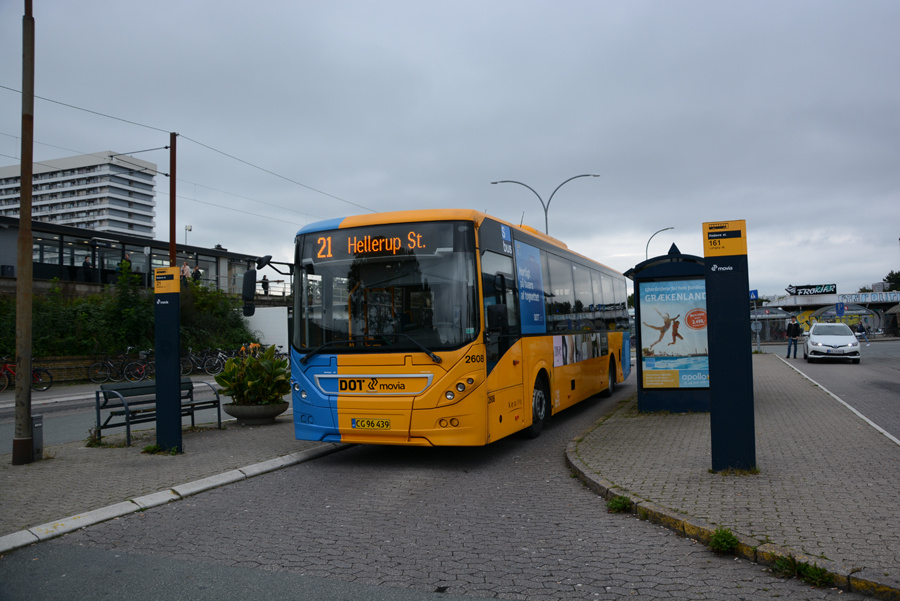 Keolis 2608/CG96439 ved Rødovre Station den 22. september 2017