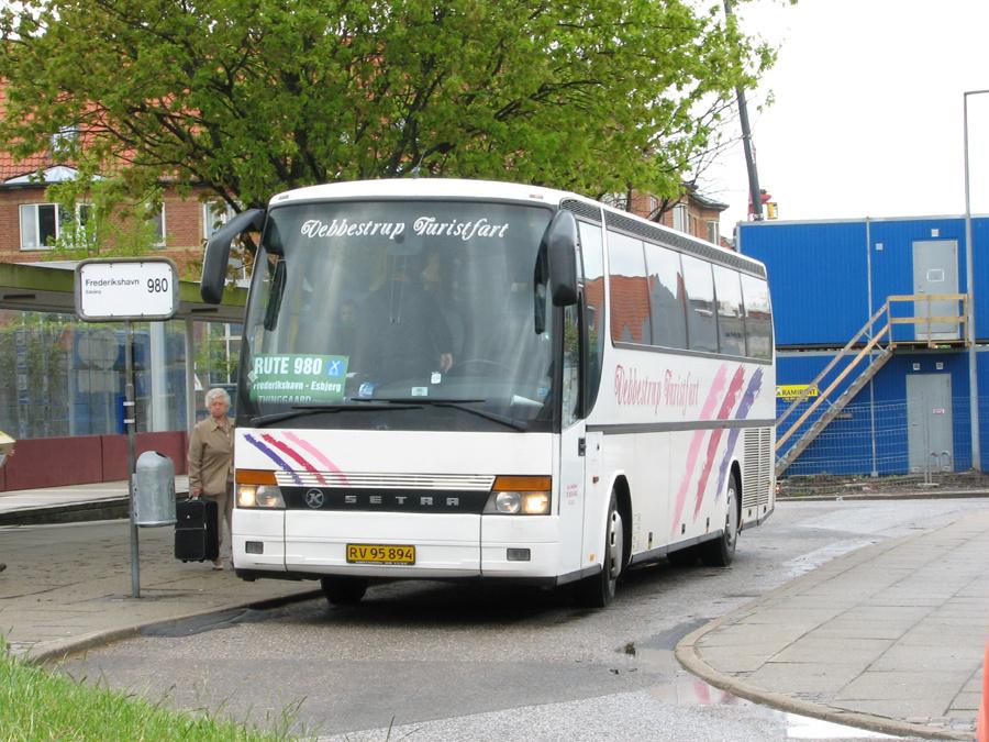 Vebbestrup Turistfart RV95894 i Herning i 2006
