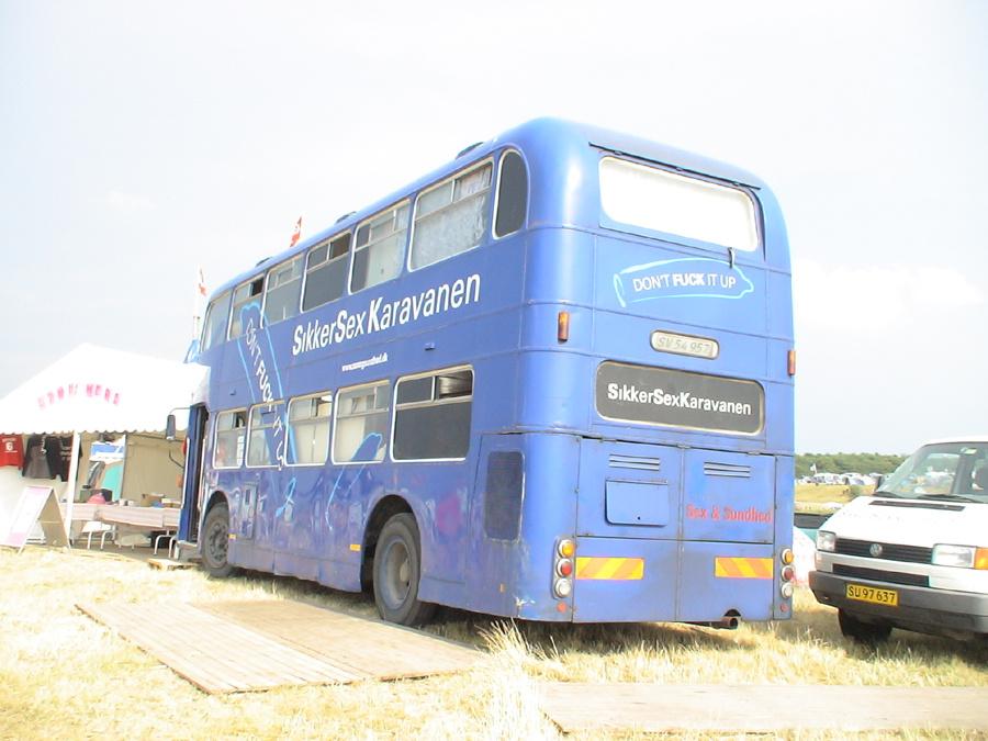 Sikker Sex Karavanen SV54957 i Rudkøbing i 2006