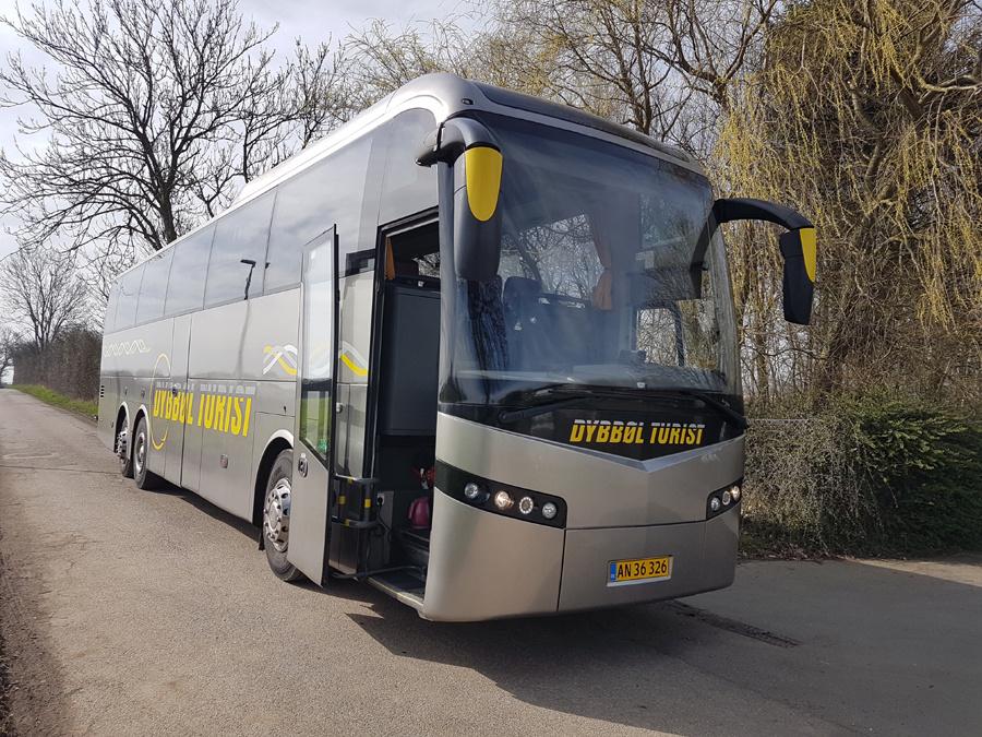 Dybbøl Turist AN36326 et ukendt sted den 31. marts 2017