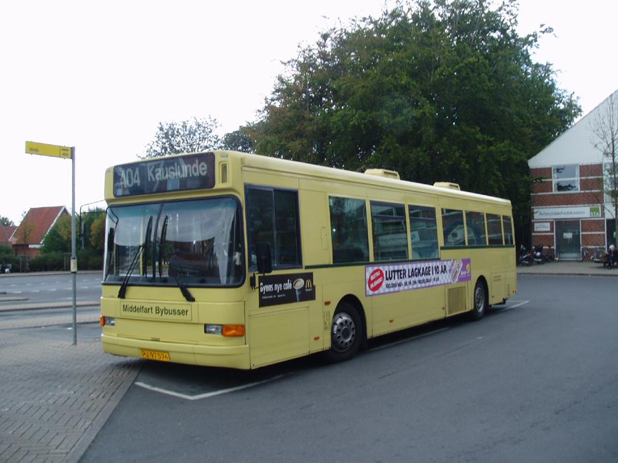 Middelfart Bybusser 3/PJ97574 i Middelfart den 21. september 2005