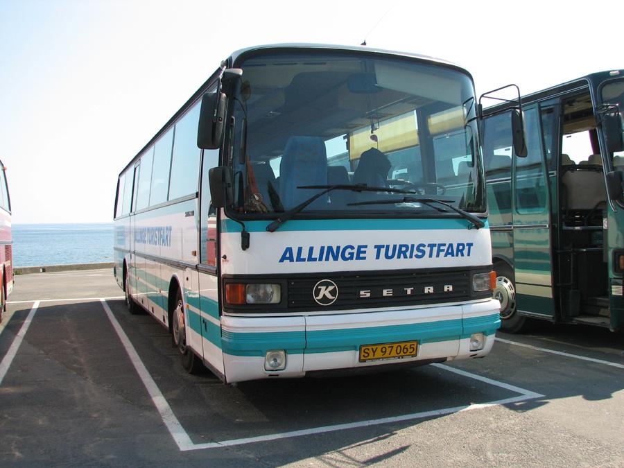 Allinge Turistfart 8/SY97065 et sted på Bornholm i 2006