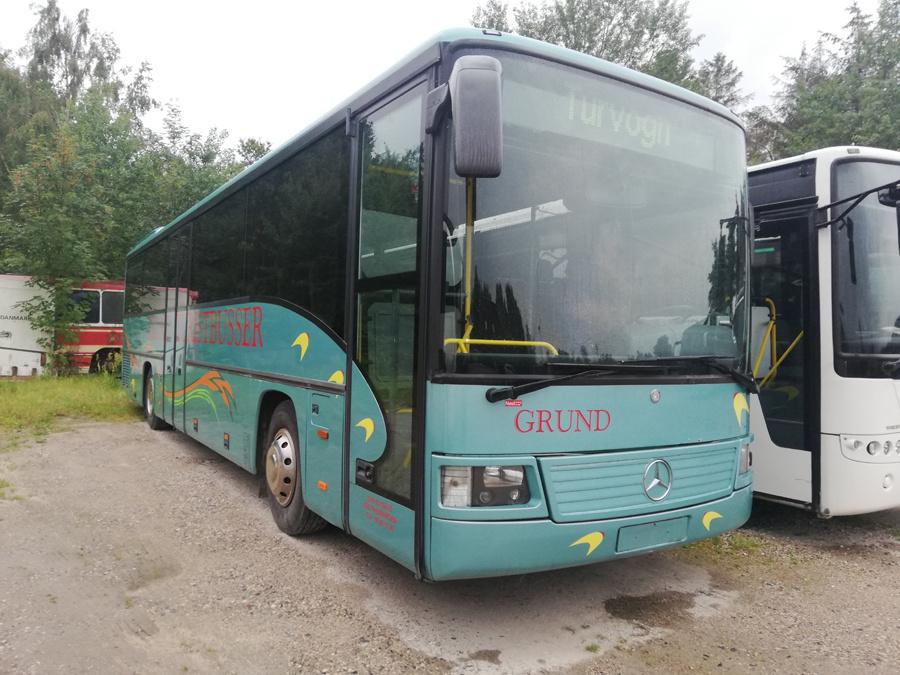Grund Turistbusser (AC93266) i Grund den 20. juli 2019