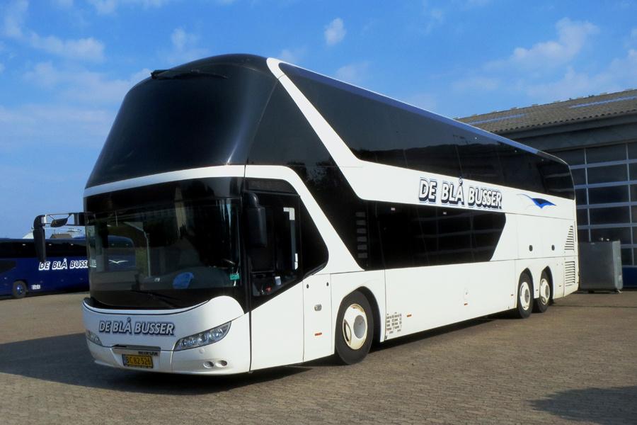 De Blå Busser BC82526 i Gredstedbro den 28. august 2019