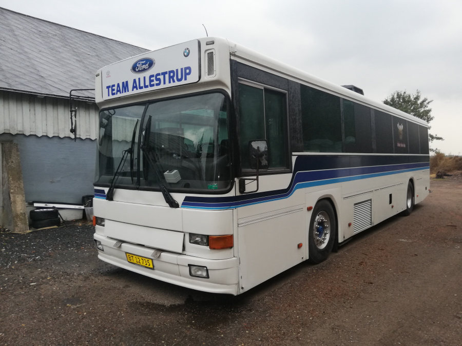 Team Allestrup BT12735 i Allingåbro den 20. juli 2019