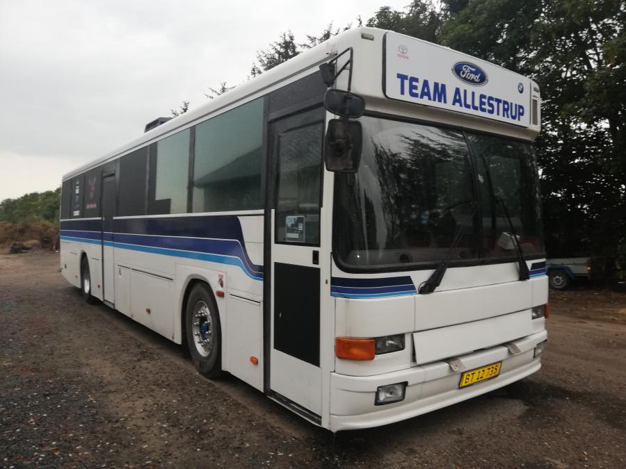 Team Allestrup BT12735 i Allingåbro den 20. juli 2019