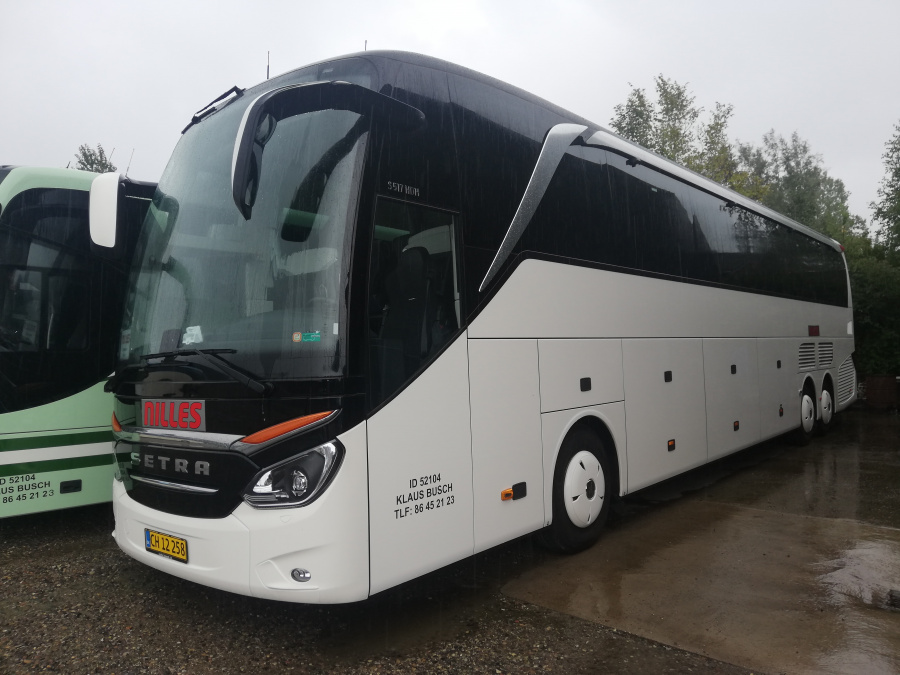 Faarup Rute- og Turistbusser 38/CH12258 i Faarup den 20. august 2019