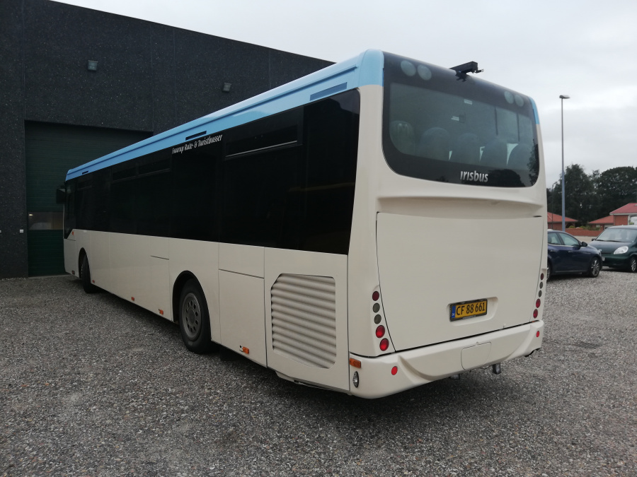 Faarup Rute- og Turistbusser 1/CF88661 i Faarup den 12. august 2019