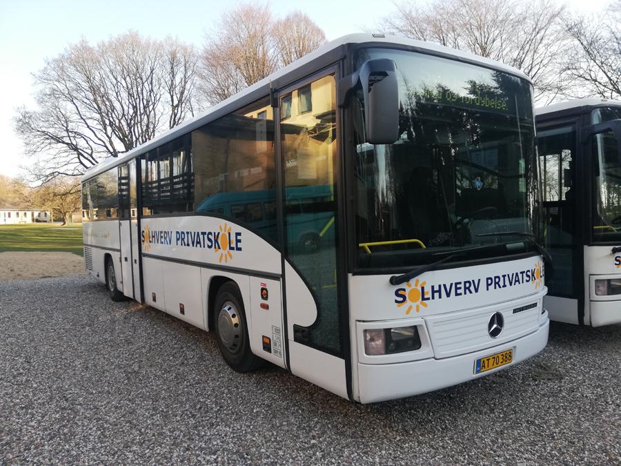 Solhverv Privatskole AT70388 i Vebbestrup i 2019