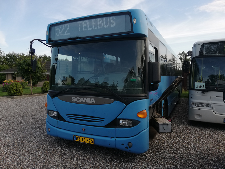 Vebbestrup Turistfart BZ13375 i Vebbestrup den 3. juli 2019