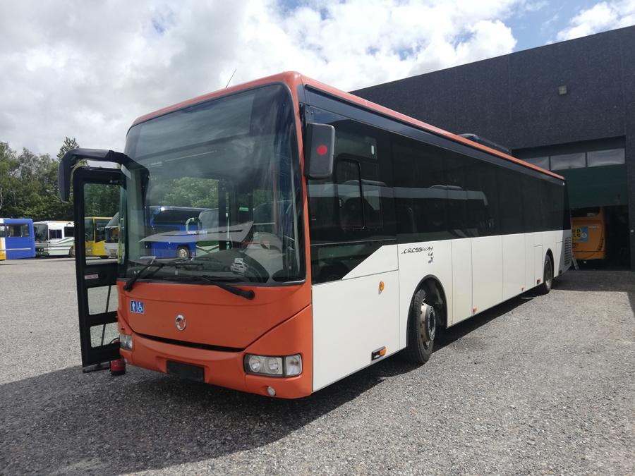 Faarup Rute- og Turistbusser 71 i Faarup den 8. juli 2019