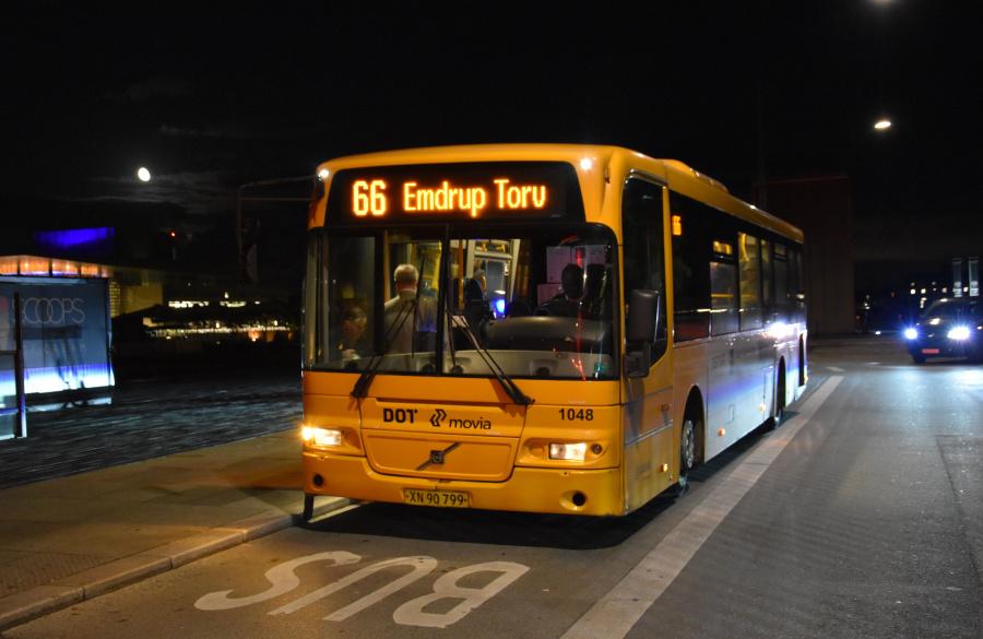 Arriva 1048/XN90799 ved Kvæsthusbroen i København den 18. september 2019