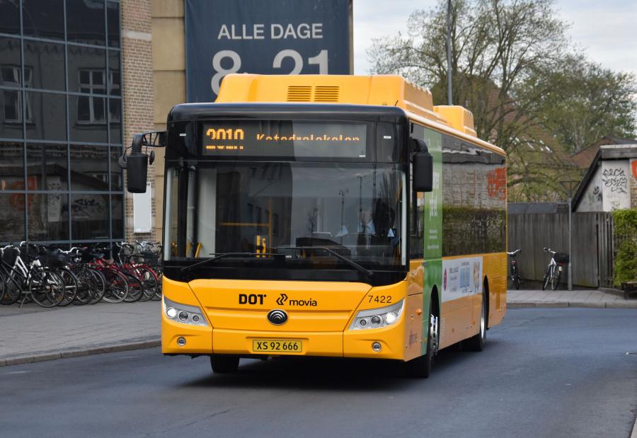 Umove 7422/XS92666 på Roskilde St. den 24. april 2019