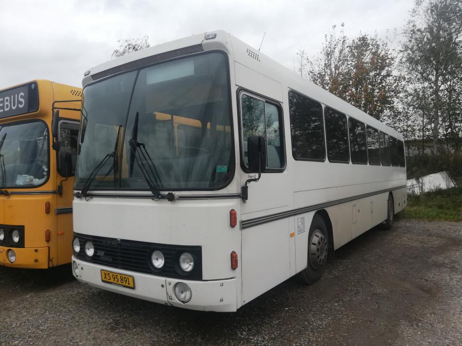 Terndrup Turistbusser 423/XS95891 i Viborg den 4. oktober 2019