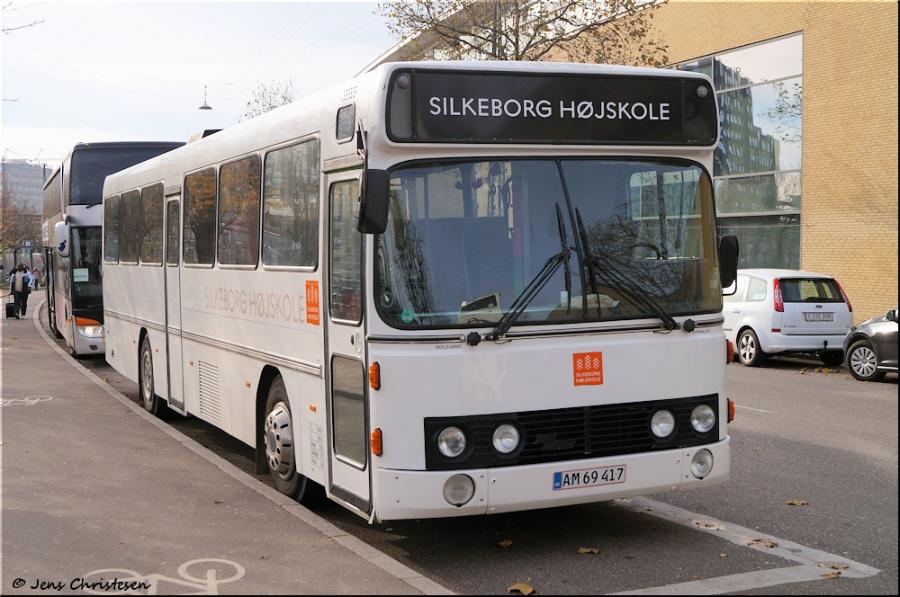 Silkeborg Højskole AM69417 på Ingerslevgade i København den 1. november 2019