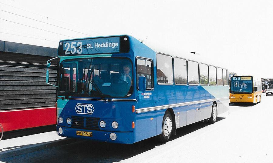 Østtrafik 170/OP90578 ved Køge Station den 6. juni 1997