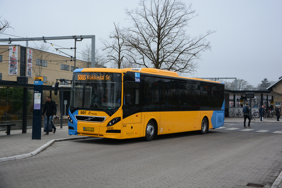Keolis 2630/BW62797 ved Birkerød Station den 15. april 2018